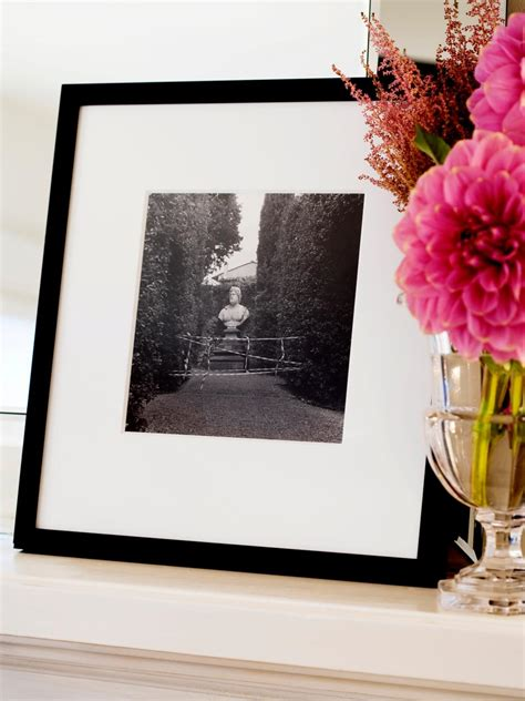 beautiful black  white frame designs hgtv