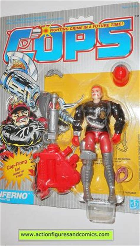 c o p s figures c o p s crooks hasbro figures for sale cops and