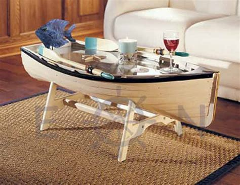 Ideas For Nautical Coffee Table Design 15 Clever Ideas For Reuse Boats Amazing Diy Interior Home Design