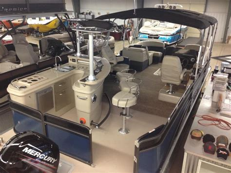 pontoon boat with grill and slide 31 best images about boat kitchen ideas on pinterest