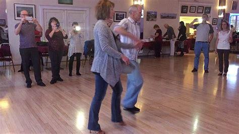 rocky mountain swing dance club jim baker wcs lesson lv 2 youtube