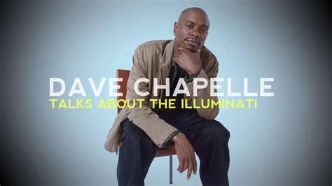 illuminati dave chappelle dave chapelle talks about the illuminati