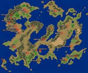 Phantasy Star World Map phantasy star 4 world maps