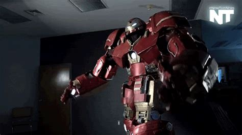 wallpaper gif iron man iron man news gif by nowthis find share on giphy