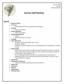 Free Staff Meeting Agenda Template by Staff Meeting Agenda Template Vehicle Purchase Agreement