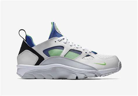 Lou X Sup X Nike Huarache Ultra White nike air trainer huarache low quot scream green quot sneakers