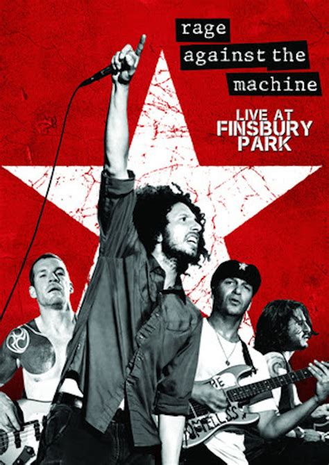 Rage Capital Free Rage Against The Machine Ready Live At Finsbury Park Dvd