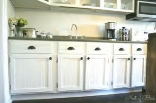 Diy Kitchen Cabinet Makeover Budget Cabinet Makeover Sand And Sisal