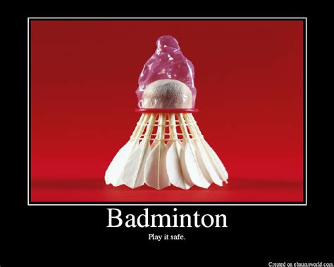 Badminton Meme - badminton picture ebaum s world