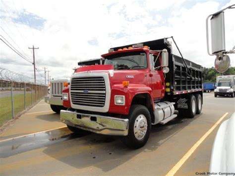 ford l9000 dump truck for sale ford l9000 dump truck 1997 ford l9000 for sale at