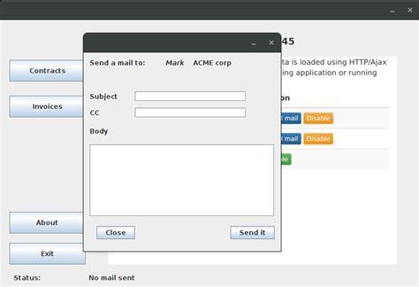 swing dialog sanfte migration von swing ins web jaxenter