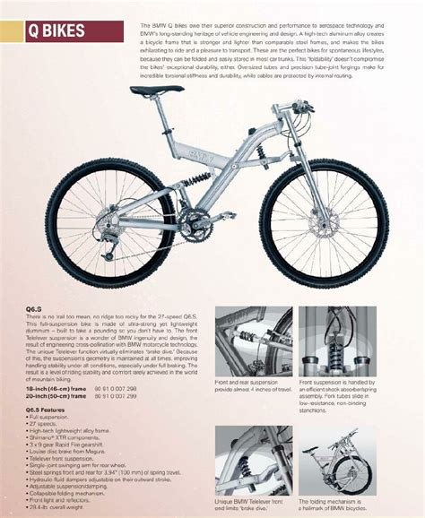 bmw folding bicycle bmw active line folding bicycle