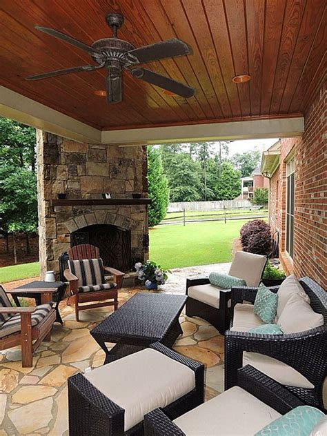 outdoor living space plans 15 cozy outdoor living space home design and interior