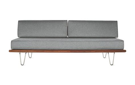Nelson daybed with back bolsters herman miller
