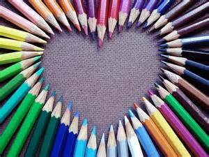 colored s from colored pencils pictures photos and images