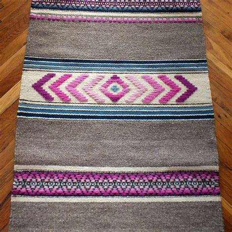 made to order rugs handwoven wool rug made to order grey and pink