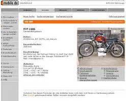 Motorrad Verkauf Lehrte by Ig F 252 R Klassische Motorr 228 Der Lehrte