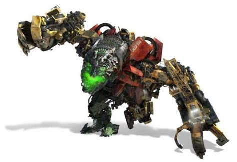 7 Awesome Robot Personalities by Transformers 2 Cgi Robots 23 Photos Izismile