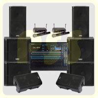 Speaker Jbl Lapangan skala besar product category paket sound system