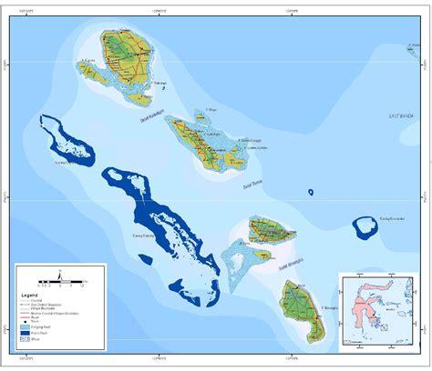 visit kendari peta wakatobi