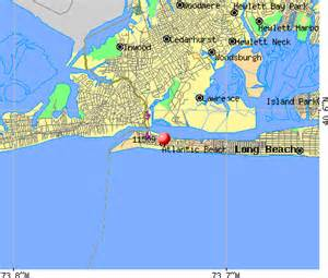 Map Of New York Beaches by 11509 Zip Code Atlantic Beach New York Profile Homes