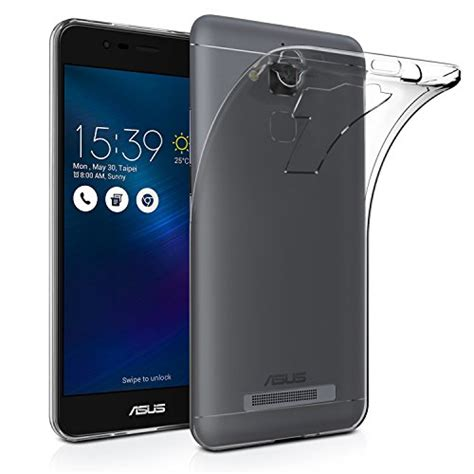 Softcase Silicon Leather For Asus Zenfone 3 52 Inch Motif Kulit asus zenfone max cases