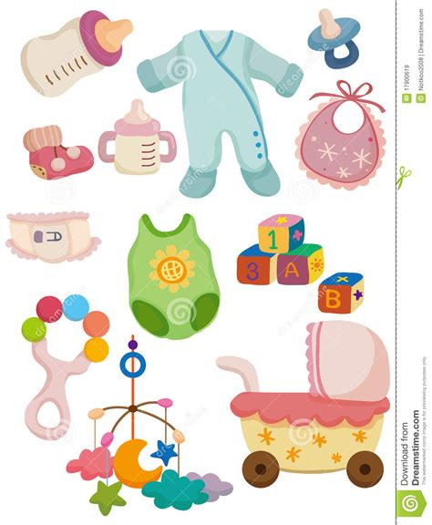 Shops That Sell Baby Shower Stuff by Baby Stuff Icon Royalty Free Stock Images Image