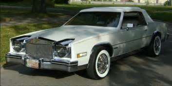Cadillac Eldorado 1983 Legenz 1983 Cadillac Eldorado Specs Photos Modification