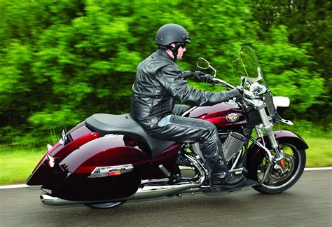 2010 Victory Lineup Includes Two New Touring Bikes