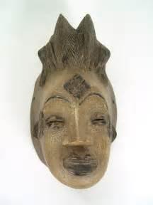 west punu mask