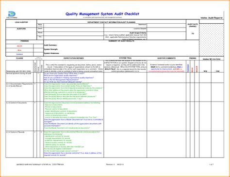 Contract Compliance Audit Report Template Audit Plan Template