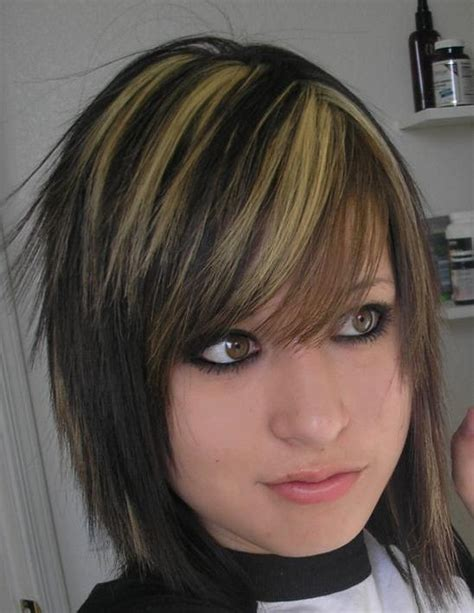 emo haircuts pics emo girls amazing short hairstyle adworks pk