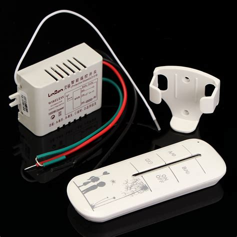 wireless light switch and receiver 220v 315mhz wireless smart light remote control switch