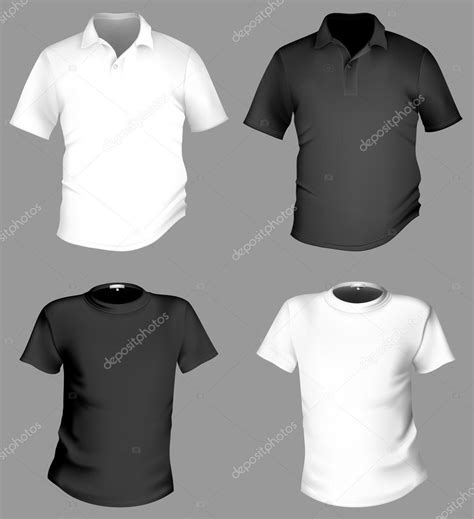 Baju Kaos T Shirt Go Food By Gojek Simple Keren s black and white t shirt stock vector 169 ivelly