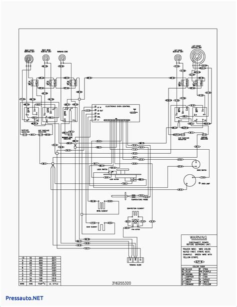 electric stove burner wiring diagram wiring diagram