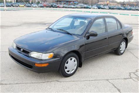 how cars run 1996 toyota corolla electronic throttle control 1996 toyota corolla dx