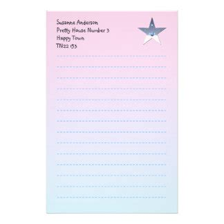 pretty letter writing paper letter with a stationery custom letter with a