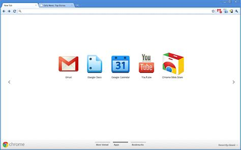 theme google today top 10 google chrome themes 2012 gizmocrazed future