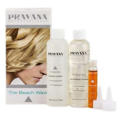 pravana wave perm pravana the beach wave kit single kit pravana