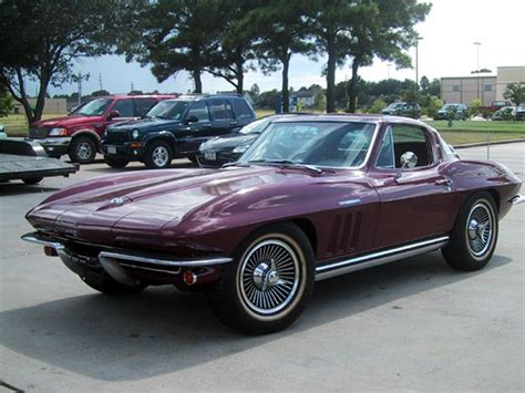 1965 corvette colors 1965 corvette sporty cars