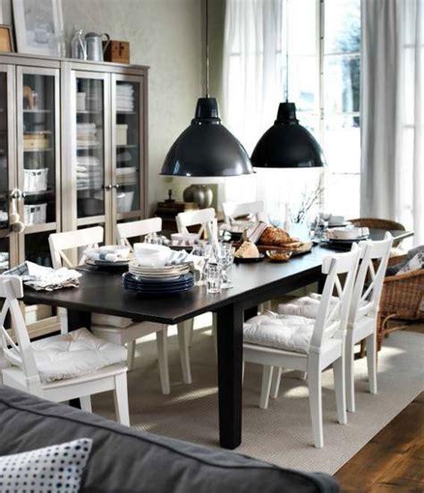 Que Poner Encima Mesa Comedor #2: Ikea-dining-room-design-ideas-2012-3-554x645.jpg