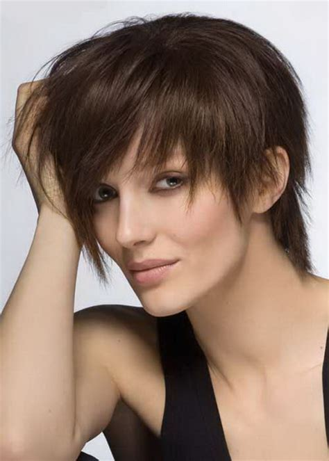 trendy hairstyles images cool short haircuts women