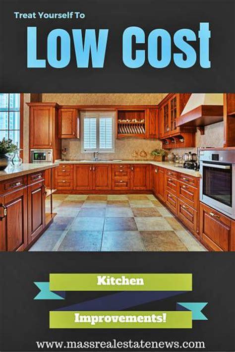 cost effective kitchen upgrades massachusetts real