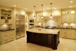 Luxurious Kitchen Cabinets 133 Luxury Kitchen Designs