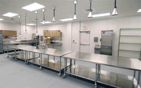 Prep Kitchen by Burney Center Catering Kitchen