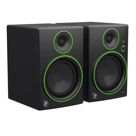 Speaker Cr 18 mackie cr5 bt bluetooth monitor speaker pair b stock at