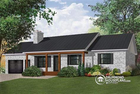 affordable bungalow house plans