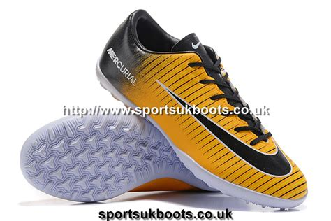 nike best football shoes nike mercurial victory vi tf football shoes yellow