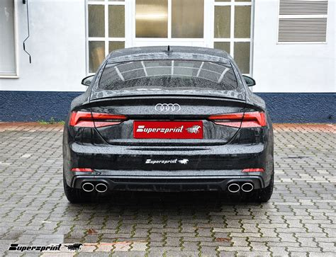 Audi A5 B9 by Performance Sport Exhaust For Audi A5 B9 2 0 Tfsi