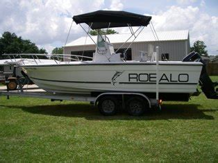 robalo boats any good 1996 original robalo graphics decals the hull truth